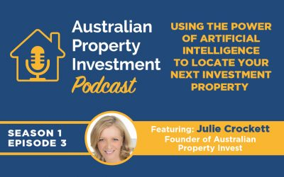 Using the power of Artificial Intelligence to locate your next investment property  | Episode 3