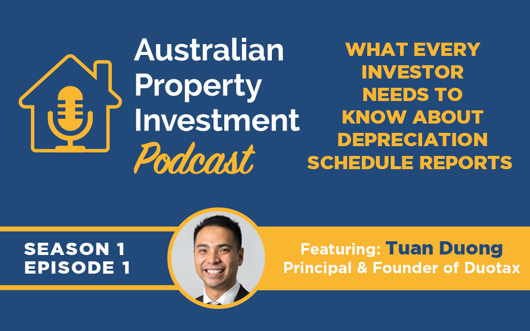 All About Tax Depreciation with Tuan Dong of Duo Tax | Episode 1