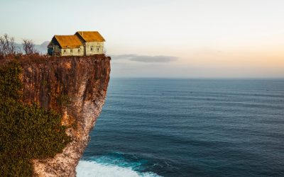 """The property """"cliff"""": Will property prices fall from September?"""