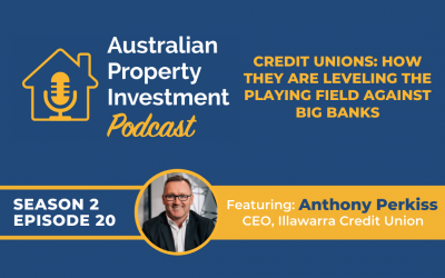 Credit Unions: How They Are Leveling The Playing Field Against Big Banks with Anthony Perkiss   Episode 20